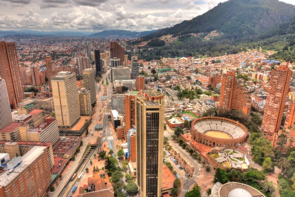 Bogotá and Rio de Janeiro join global coalition of cities working to create clean air for all