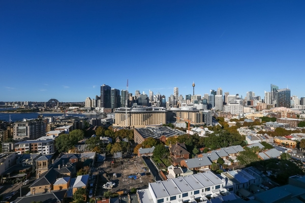 Sydney outlines future planning strategy that will transform city skyline
