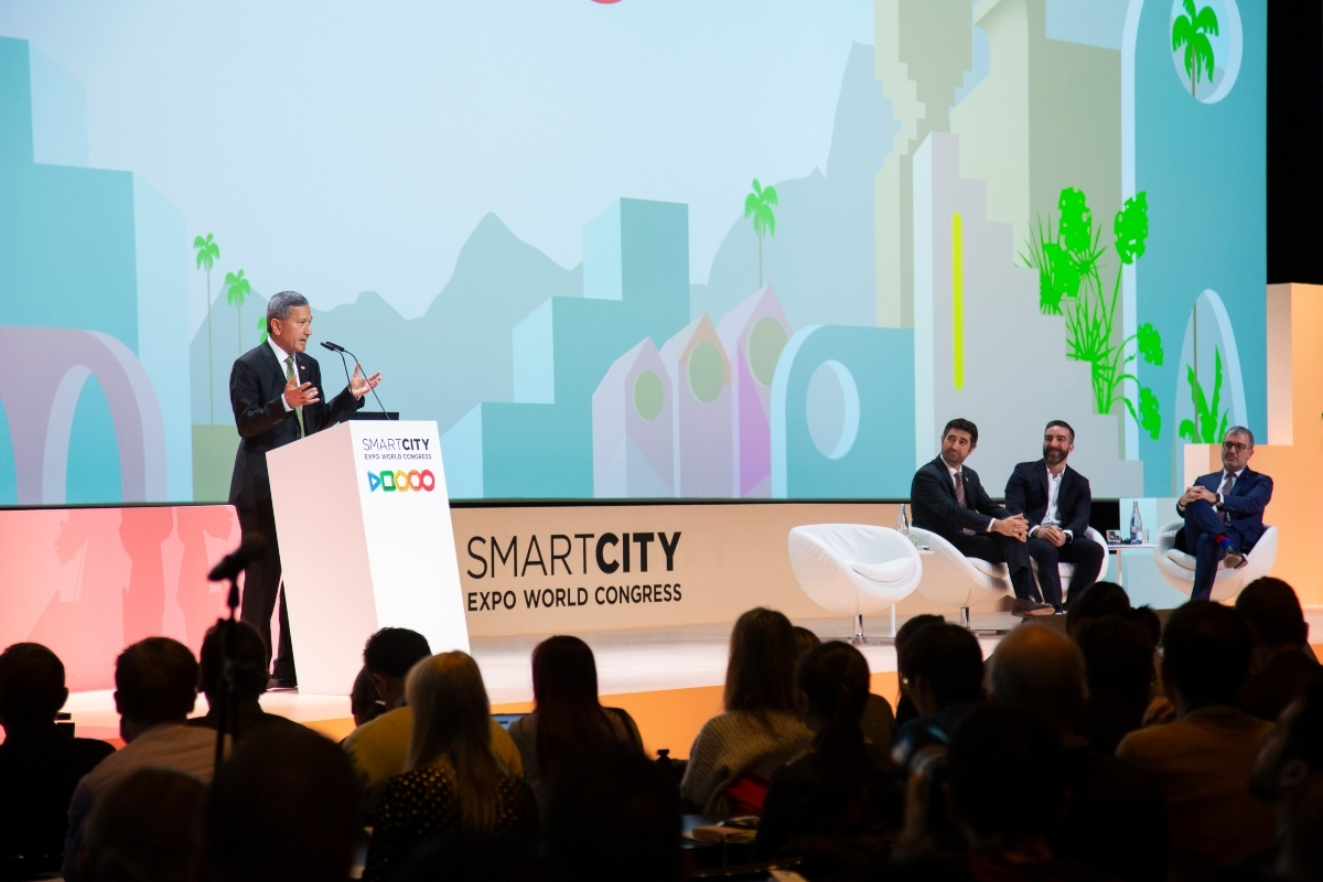 Last year's Expo in Barcelona attracted more than 24,000 visitors from around the world