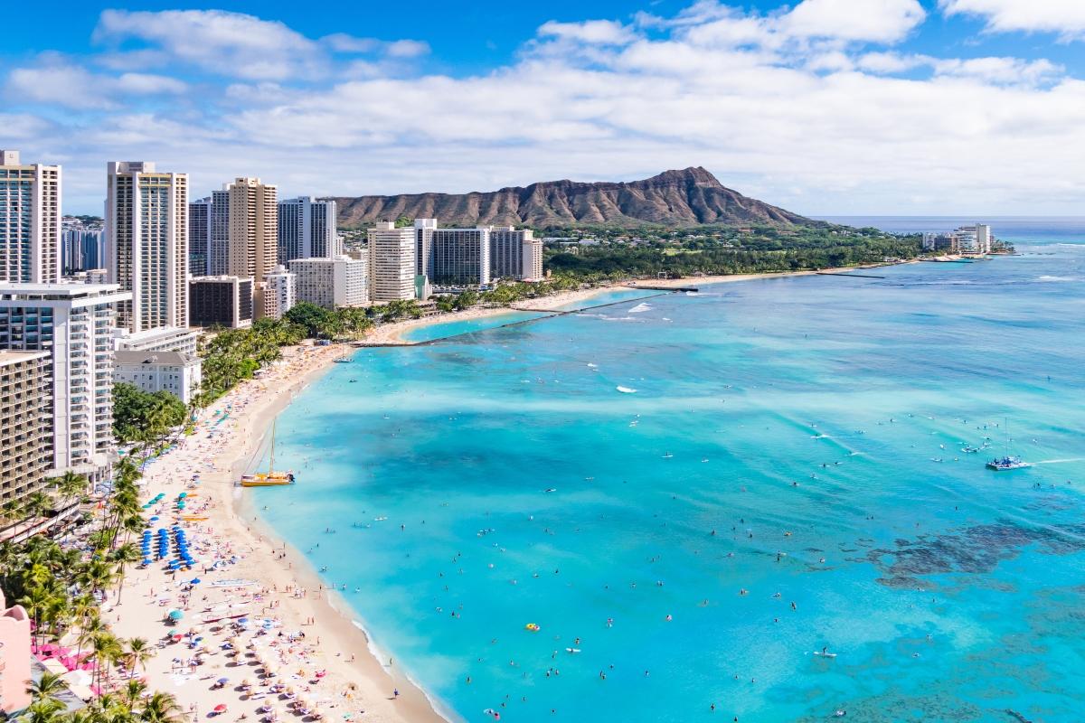 Honolulu tops the seventh solar capacity per capita ranking