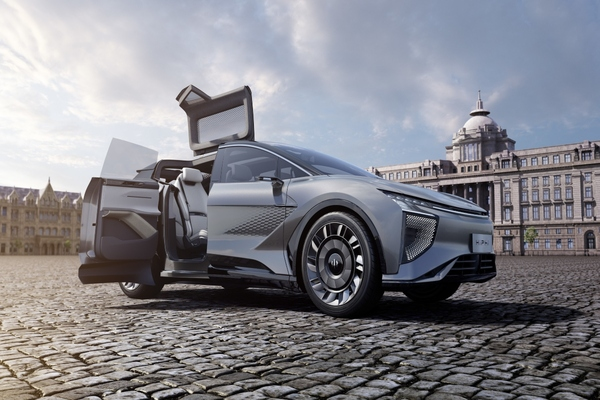 5G car aims to help redefine human mobility
