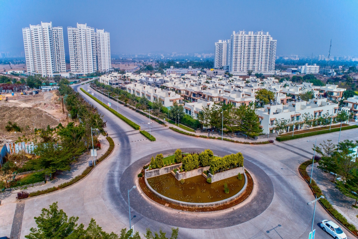 The Life Republic township in Pune will be home to 1,000 smart apartments