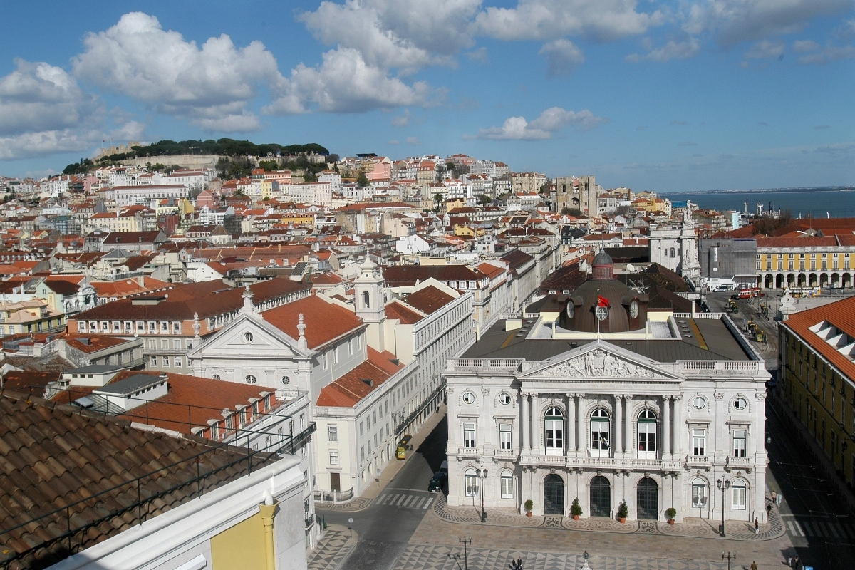 City Hall: one of the most significant heritage buildings in Portugal © Lisbon Municipality