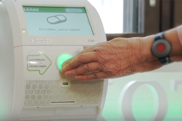 Helsinki to introduce robots to help dispense medication for home care