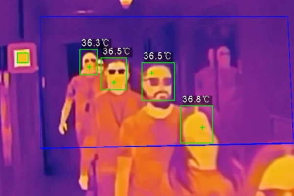 Thermal imaging service developed to protect against the spread of coronavirus