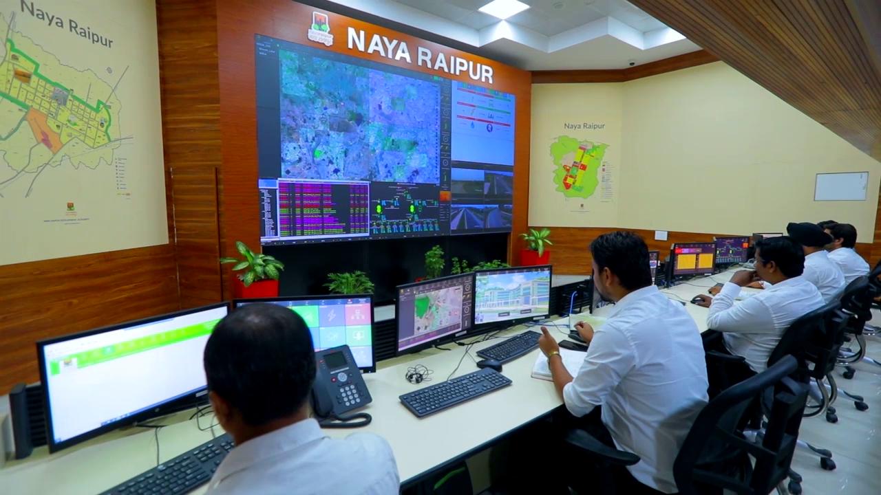 Nava Raipur Control Centre