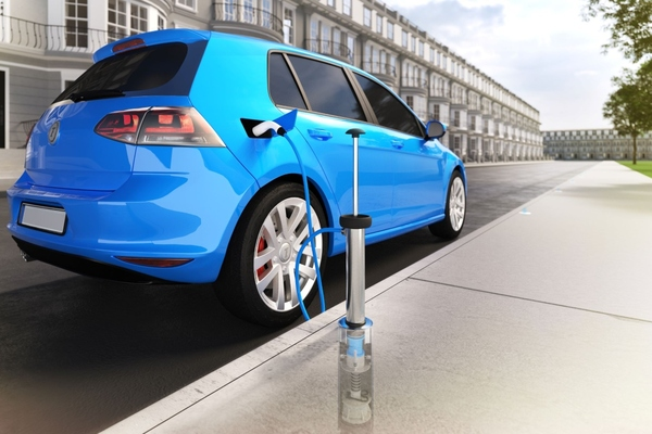 Electric vehicle use boosted by £4m on-street charging deal in 'flat and flush' technology