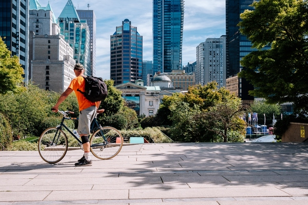 Vancouver sets out its plan to create 50km of slow streets