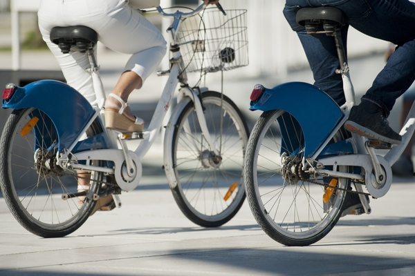 Which US cities are top for cycling?