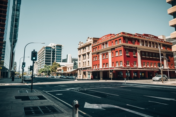Adelaide trials contactless pedestrian crossings