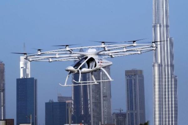 Dubai strikes agreement to explore use of autonomous aerial vehicles