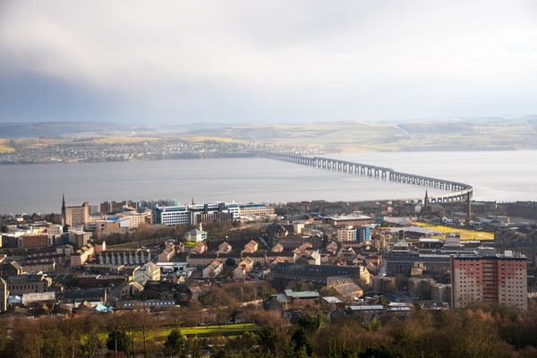 Dundee digitises data to speed up its climate action plans
