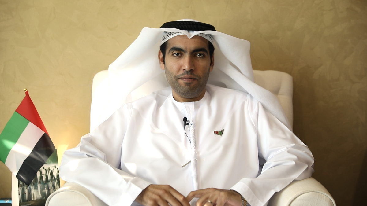 City Lights: Ahmed bin Saeed Al Sayyah, General Manager of Ras Al Khaimah Electronic Government Authority