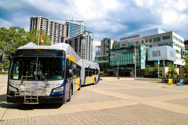 Hamilton Street Railway transit services are offering e-ticket services from Bytemark