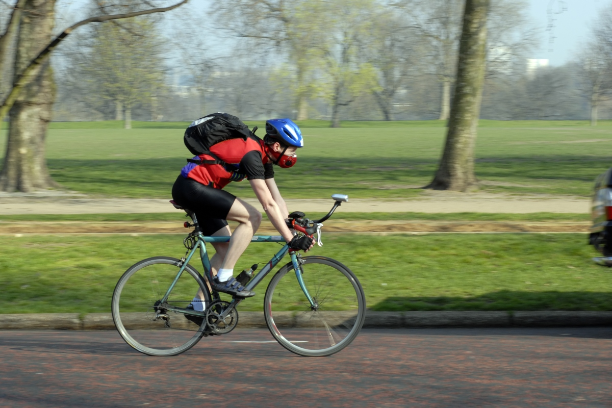 Khan wants to create more green spaces and encourage more cycling and walking