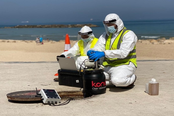 Fourteen Israeli cities take part in project to monitor sewage for Covid-19 outbreaks