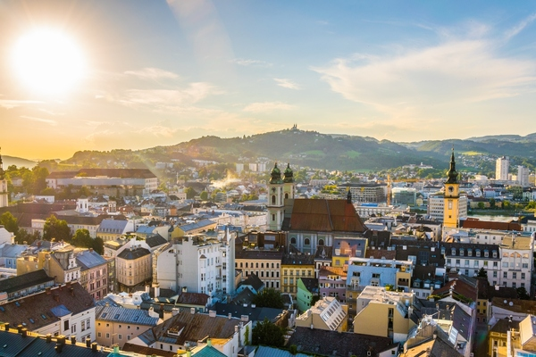 Linz progresses its plans to be an urban air mobility pilot city