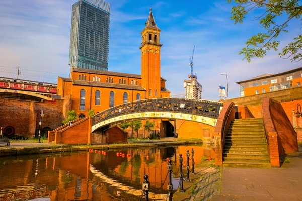 """City of Manchester home to """"the greenest people"""" in Britain"""