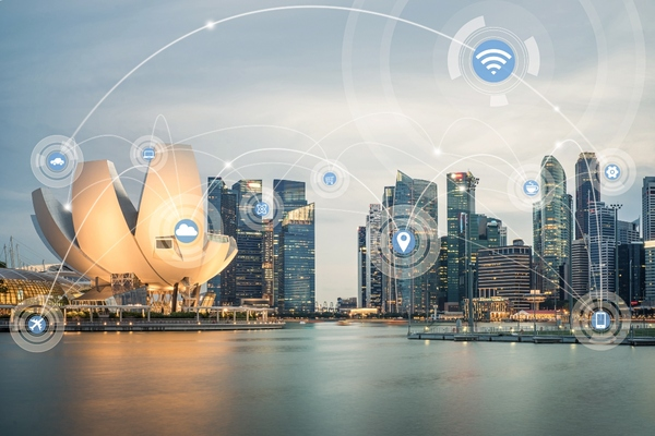 Singapore's president launches national Digital for Life movement