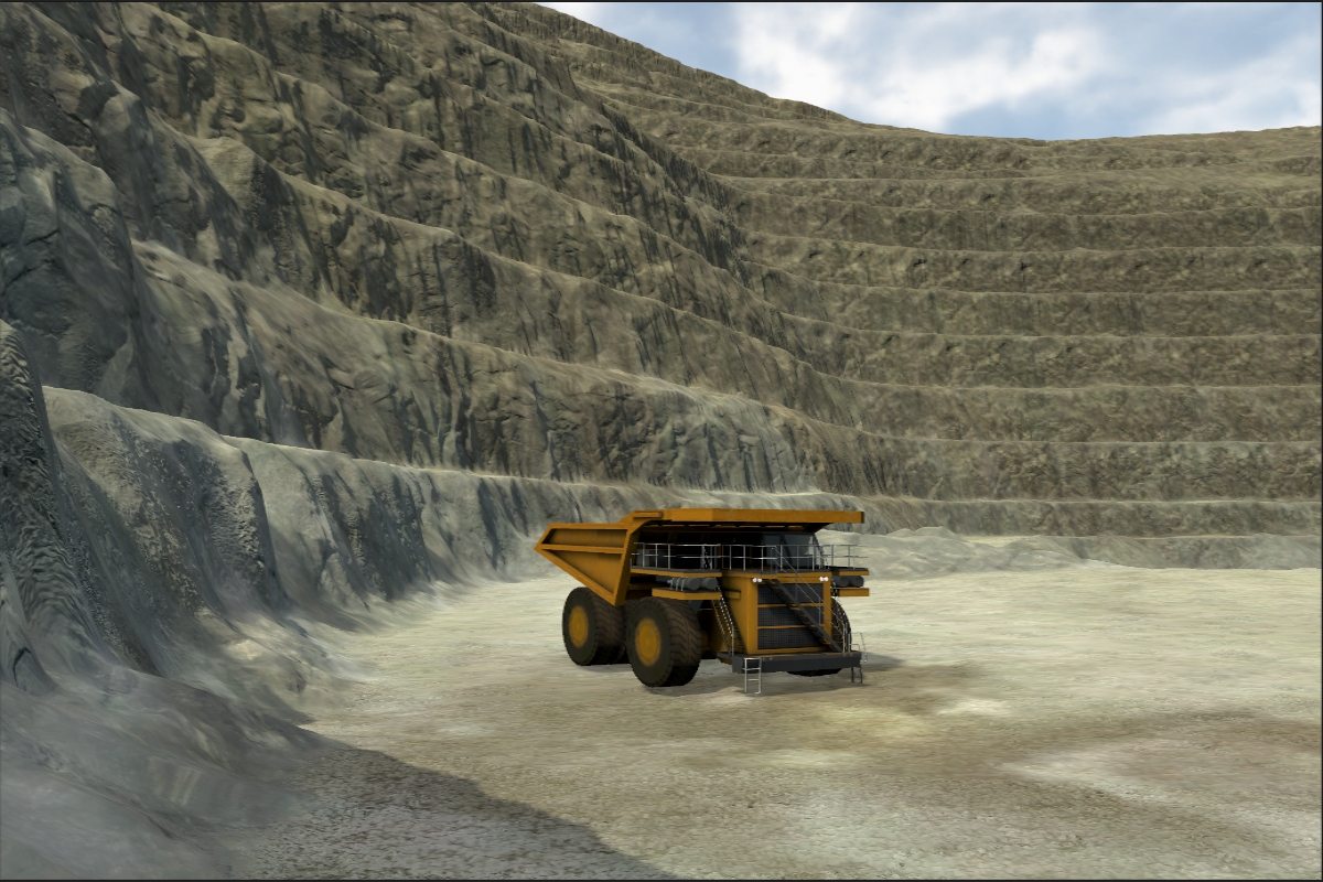 Oxbotica's technology is used in a range of environments including mines and quarries