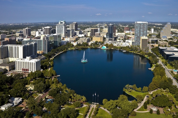 Orlando and other cities in Orange County will be the first to benefit from the app