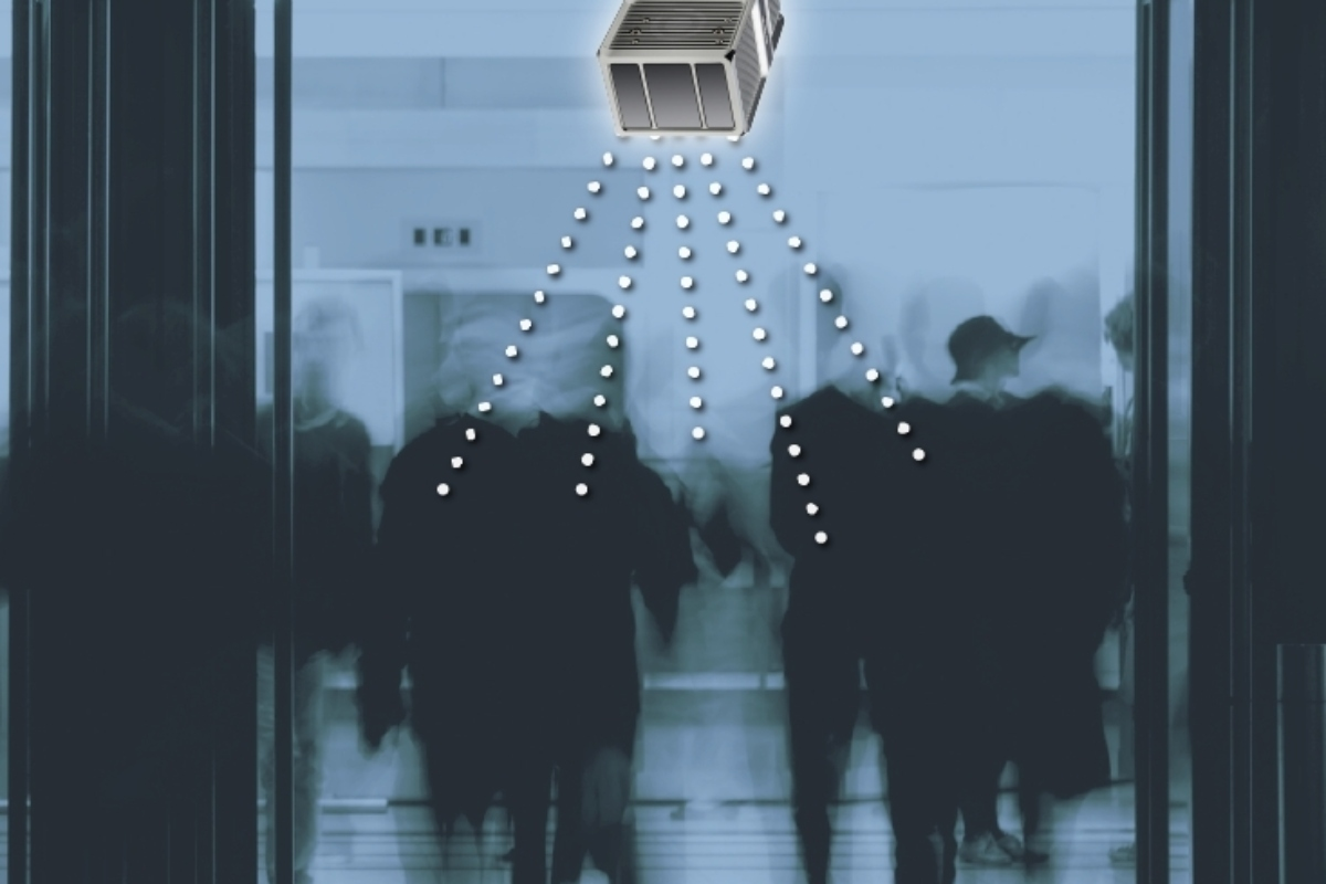 Quanergy claims its solution can count people under any lighting conditions