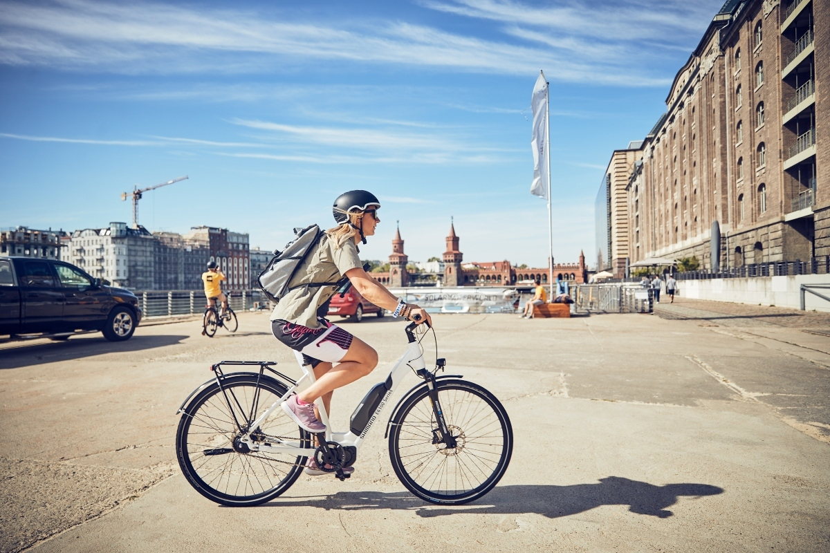More than a quarter of respondents said they would use their e-bike to commute