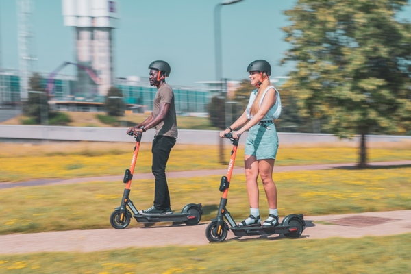 Micro-mobility company launches research fund for use of e-scooters