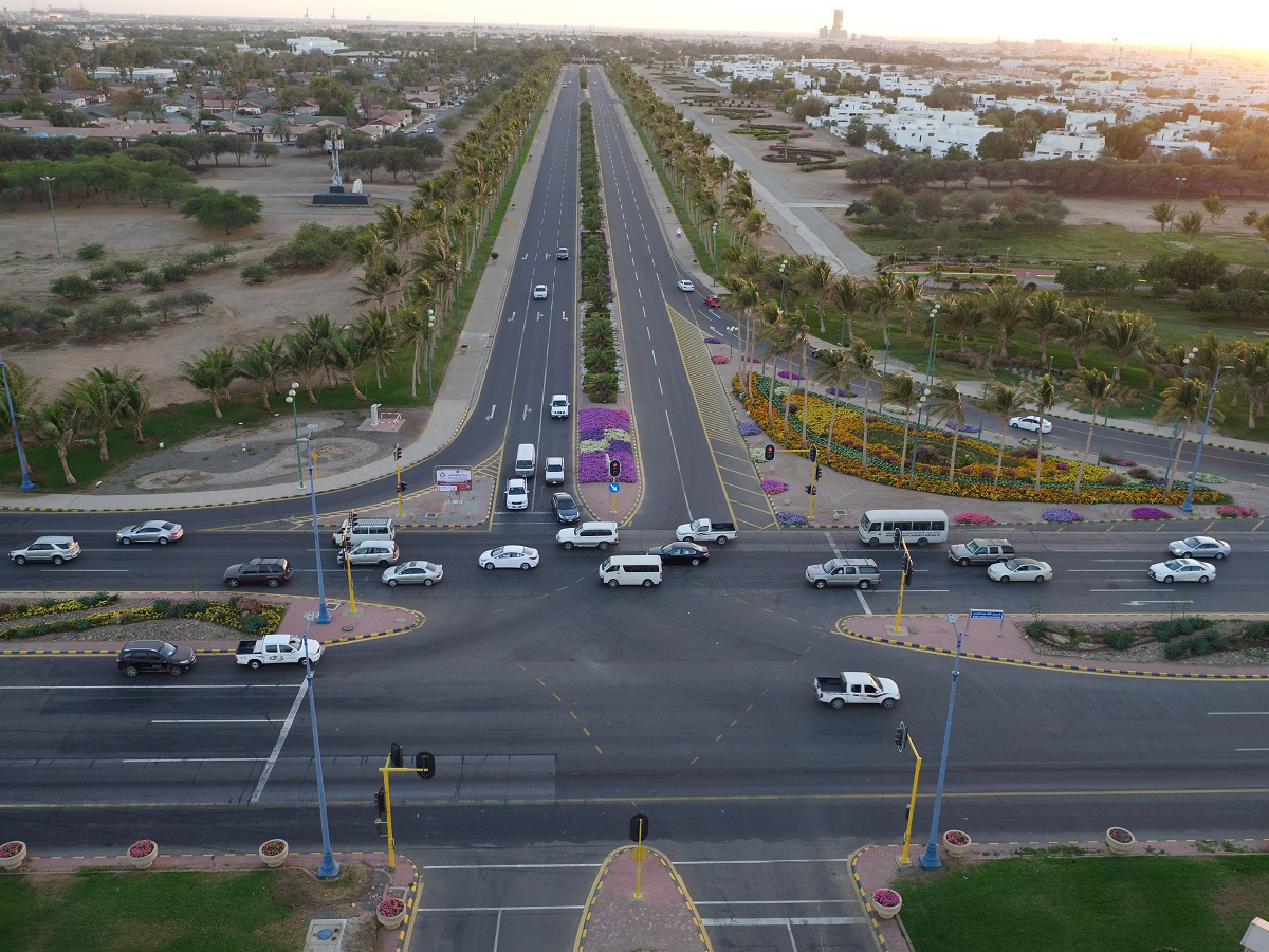 Huawei's Intelligent Traffic Management system has made Yanbu's traffic safer and less congested