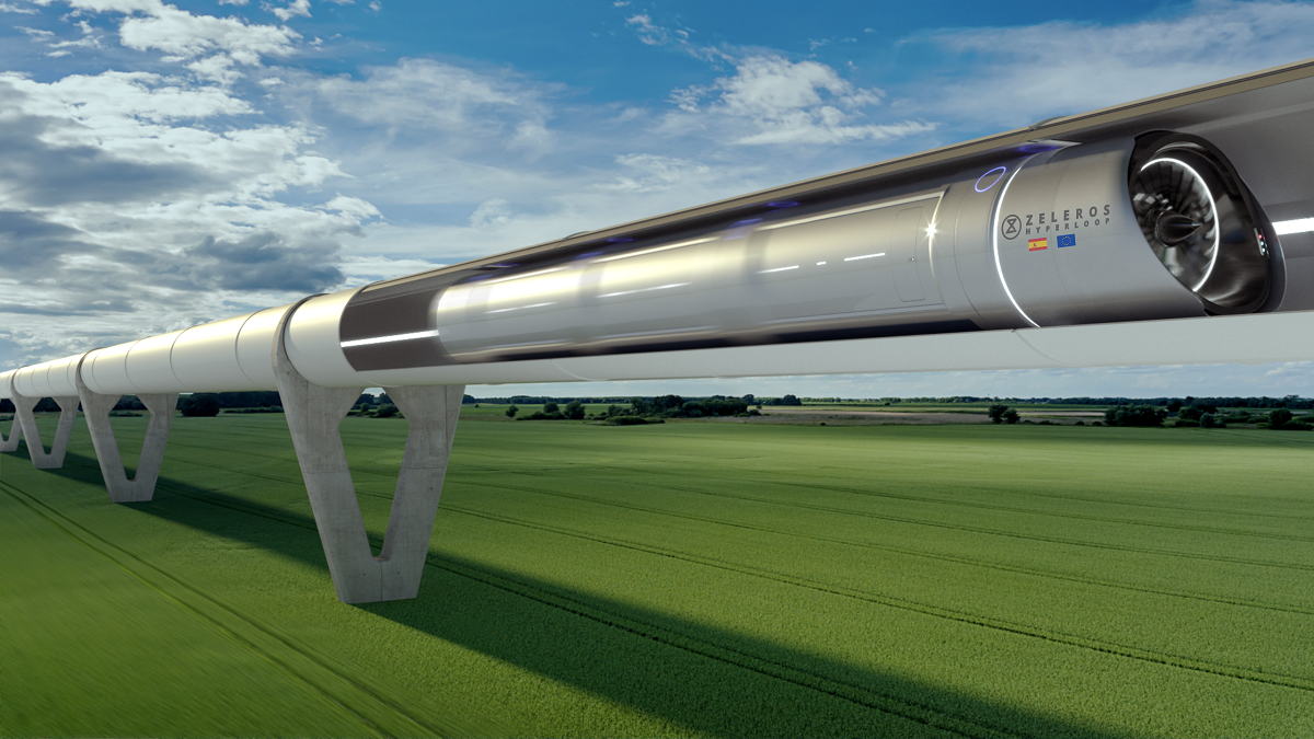 Our society needs systemic changes. Hyperloop is just one way we can get there