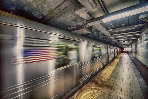 One in four Americans want a Covid vaccine before riding public transit
