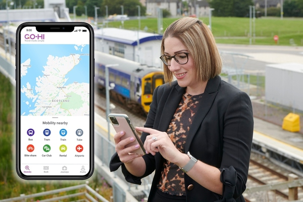 App will form part of a customised supply chain for easier access to all forms of transport