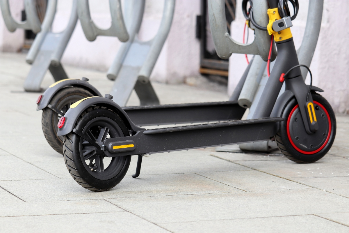 E-scooters could form part of many cities' post-lockdown transport strategies