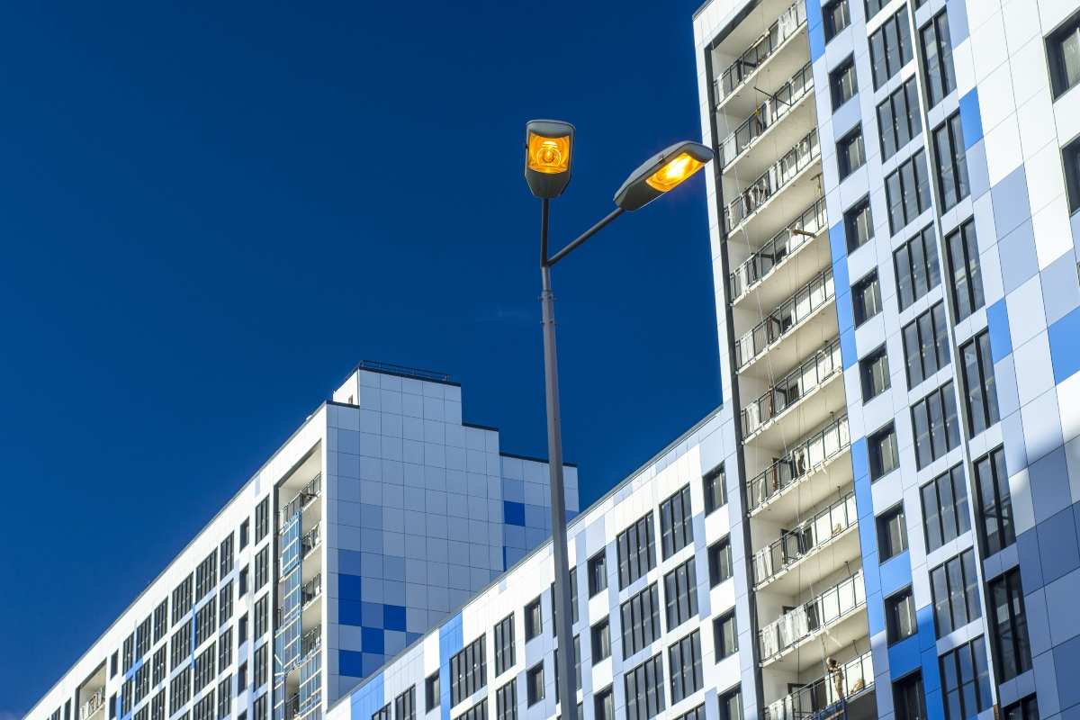 Smart lighting continues to be the starting point for smart city development
