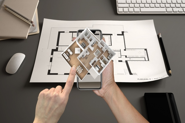 Augmented reality can be used for a range of building applications