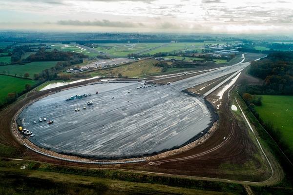 UK autonomous vehicle development centre nears completion