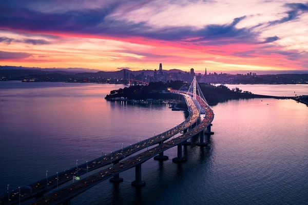 San Francisco Bay Area MTC awards $6.9m smart mobility contract