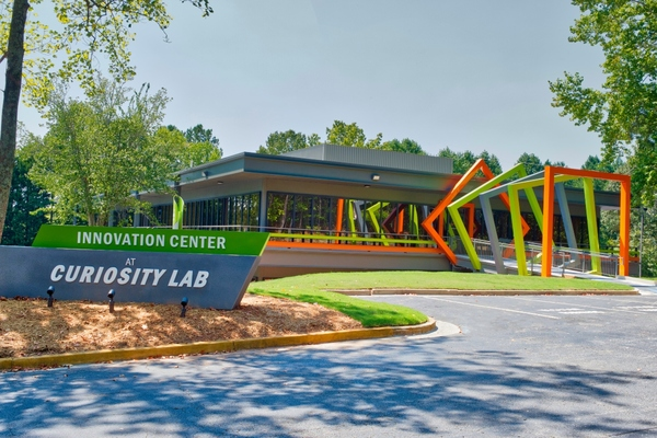 Curiosity Lab deploys digital displays to broadcast announcements