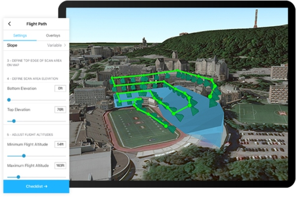End-to-end drone solution available for AEC industry