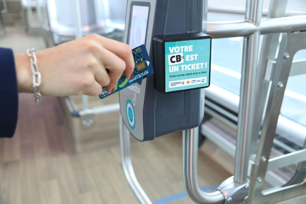 Amiens adopts open payment system for multi-modal public transport
