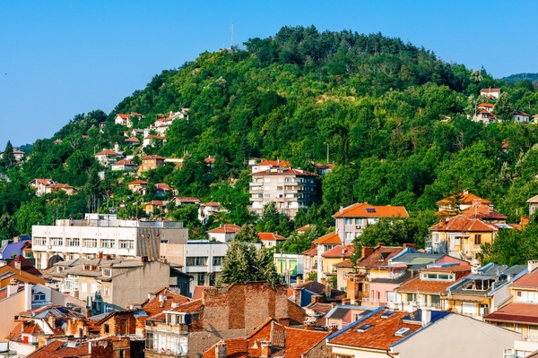 Gabrovo: commended for its commitment to energy efficiency and clean tech