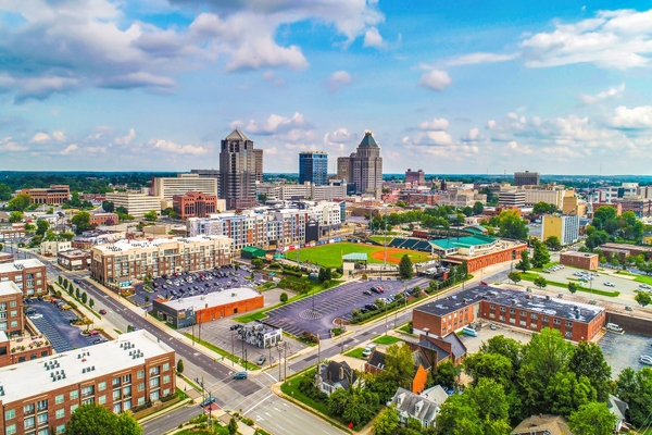 Greensboro chosen as a Smart Gigabit Community