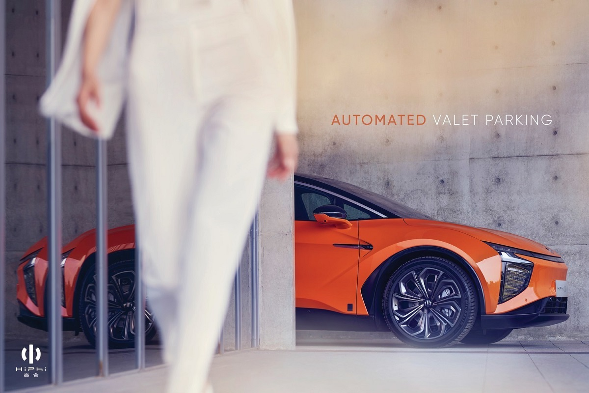 Human Horizons launches self-parking cars