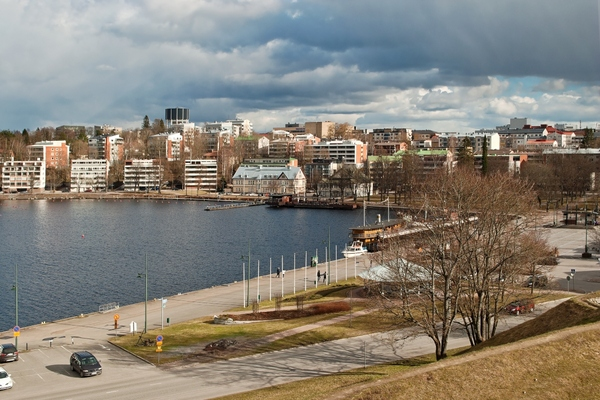 Lappeenranta: recognised for its commitment to becoming a model green city