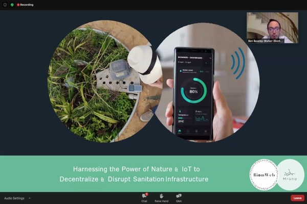 Lebanese wastewater solution wins global tech innovation contest