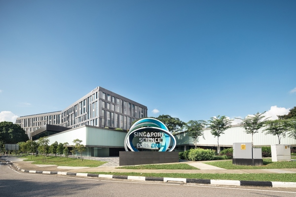 The smart cities co-innovation lab is located at the Singapore Science Park