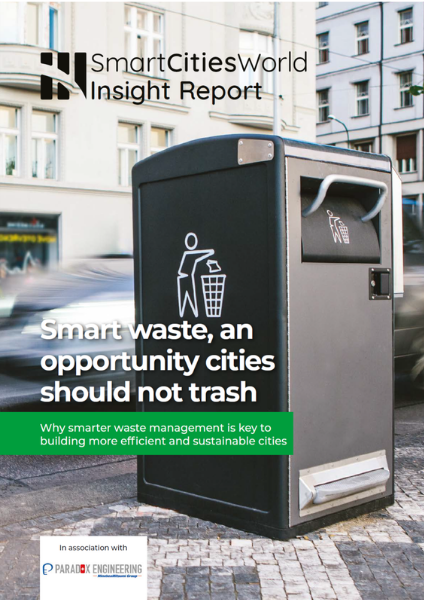 Insight Report: Smart waste, an opportunity cities should not trash