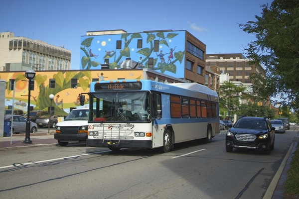 Ann Arbor launches contactless mobile ticketing solution