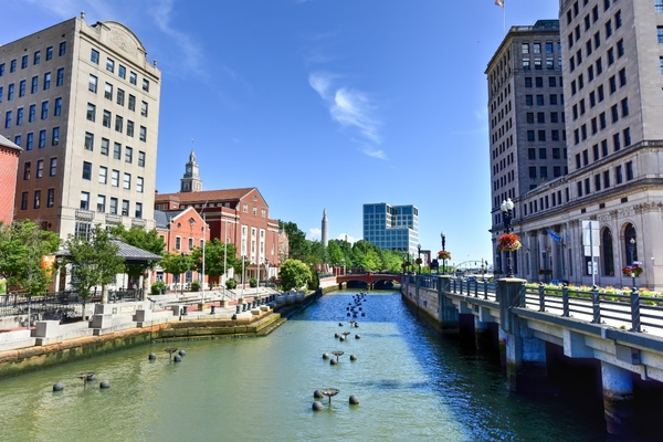 """City of Providence unveils """"unified vision"""" for downtown public spaces"""