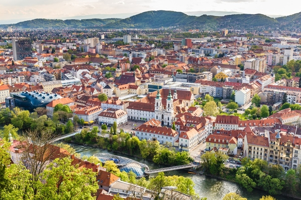 Graz to prioritise smart city IoT use cases on Nokia 5G network